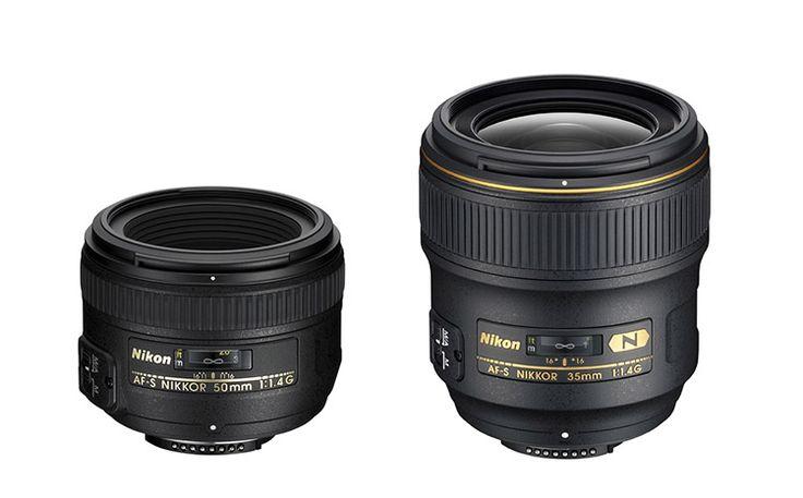 35mm vs. 50mm lens comparison