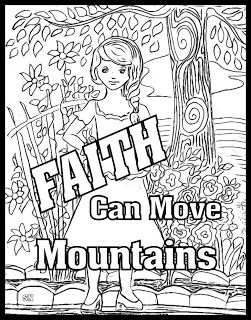 Be Ye Kind One To Another Coloring Page
