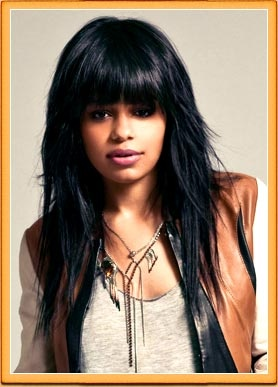 Singer, songwriter and performer Fefe Dobson is a native of Scarborough, Ontario. #Scarborough