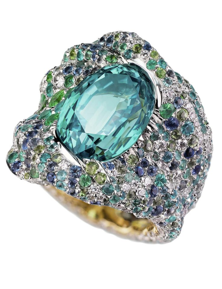 The ultimate push present. My cravings have changed from pickles and ice cream to Fabergé rings