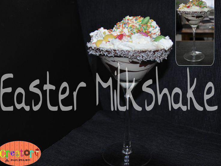 Easter Milkshake | Oster Milchshake