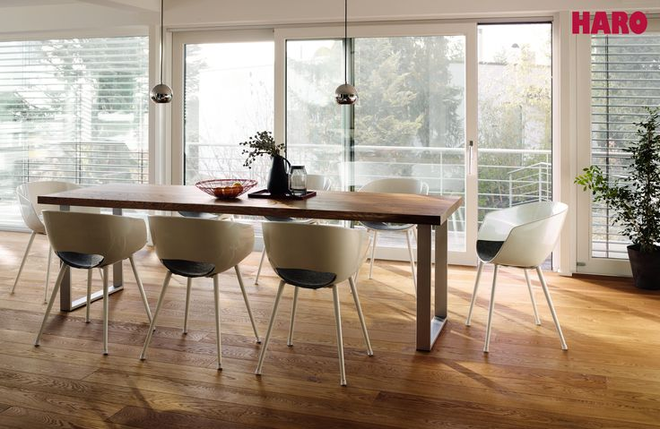 HARO Dining Tables #diningtable #dining #diningroom #diningtable #table #woodtable #diningtableideas #diningtabledecor #diningtabledesign