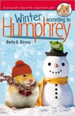 Winter According to Humphrey! It's the HAPPY-HAPPY-HAPPY holidays!The holidays are coming and Humphrey is unsqueakably excited. He loves to hear about all the different ways his friends in Room 26 celebrate and to watch them make costumes and learn songs for the Winter Wonderland pageant. (He even squeaks along!) But with so much to do, will the holidays go according to plan?