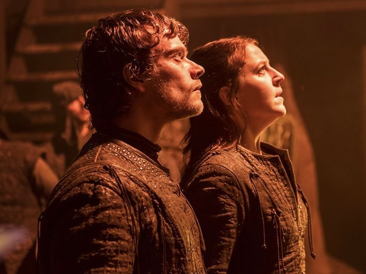 In defense of Theon Greyjoy and his actions during this week's big 'Game of Thrones' battle