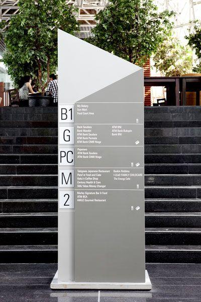 Bentuk - The Energy | signage | #office #signage #moderndesign http://www.ironageoffice.com/