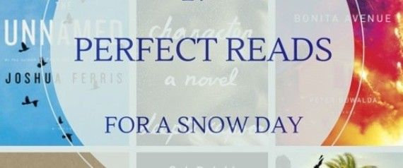 Best Snow Day Reads: 19 Page-Turners To Enjoy While Snowed In