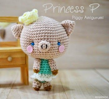 Piggy Amigurumi - Free Pattern