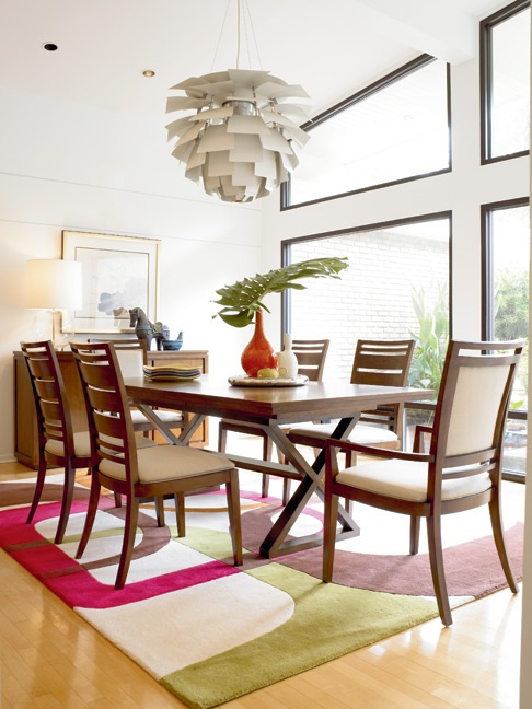Modern Theory Dining Room