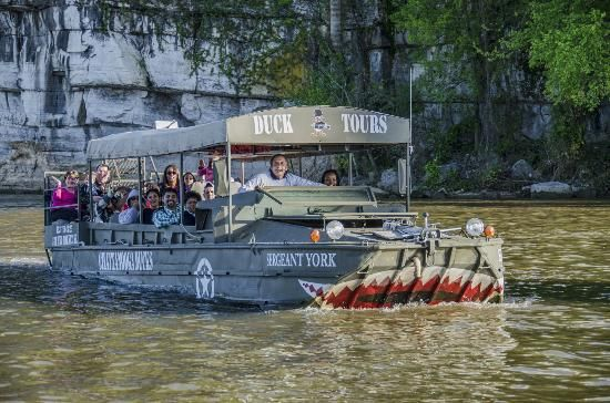 Chattanooga Duck Boat Tour