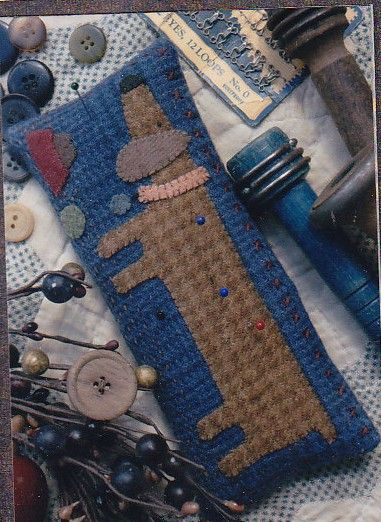 Sewing Accessories, Pincushions- The Pattern Hutch Pigeon Forge TN