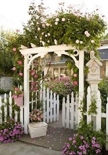 201 best Gates Arches fences images on Pinterest Gardens