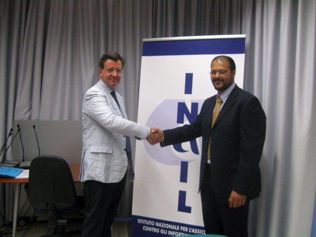 Accordo ANIO - INAIL http://www.anio.it