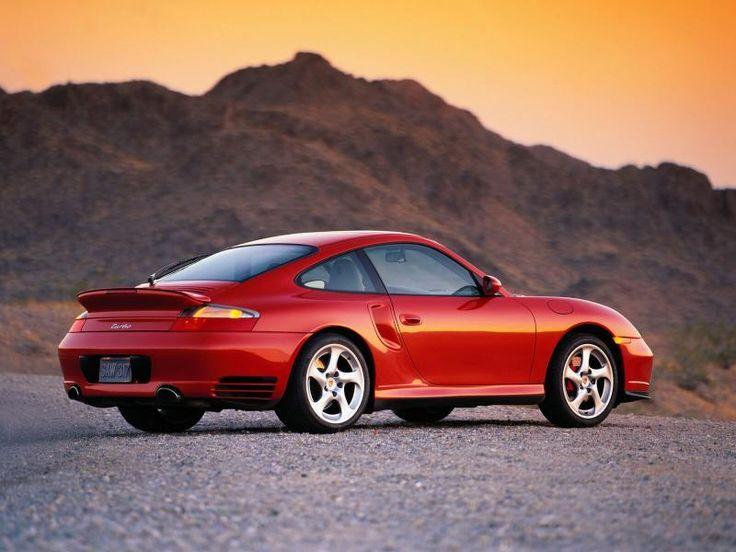 Porsche 996 911 Turbo Wallpaper