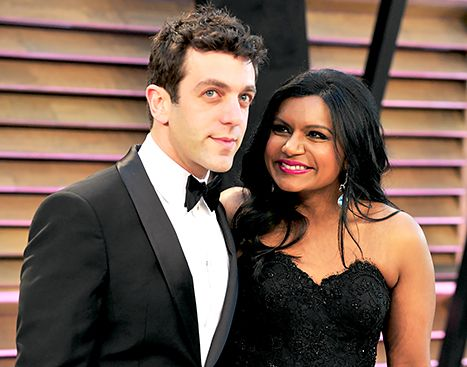 B.J. Novak Responds Perfectly to Mindy Kaling's Super Bowl Ad - Us Weekly