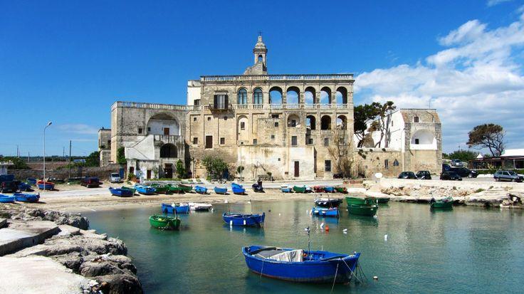 Polignano a Mare - San Vito Abbey
