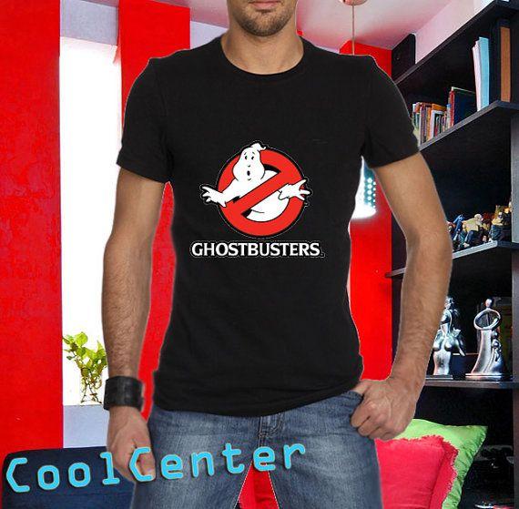 Ghostbuster Slimer & Logo Light String  men tank top by CoolCenter