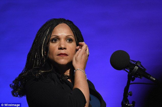 'I am lulled by a familiar powerlessness, muteness, that comes powerfully and unexpectedly':MSNBC weekend host Melissa Harris-Perry believes a man who approached her at a Des Moines hotel on Monday intended to attack her