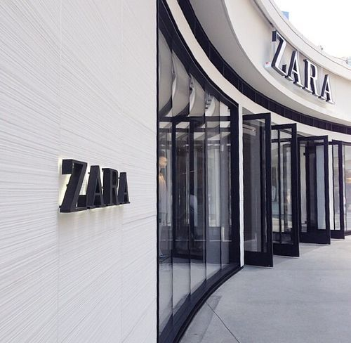 Imagem de Zara, fashion, and shopping