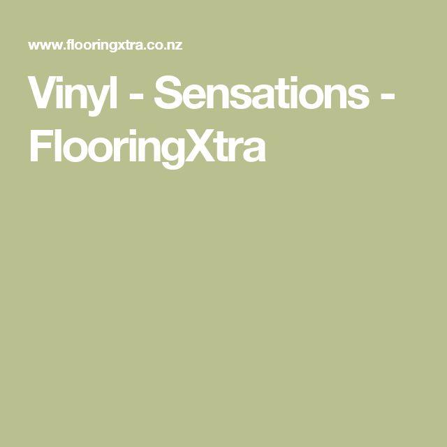 Vinyl - Sensations - FlooringXtra