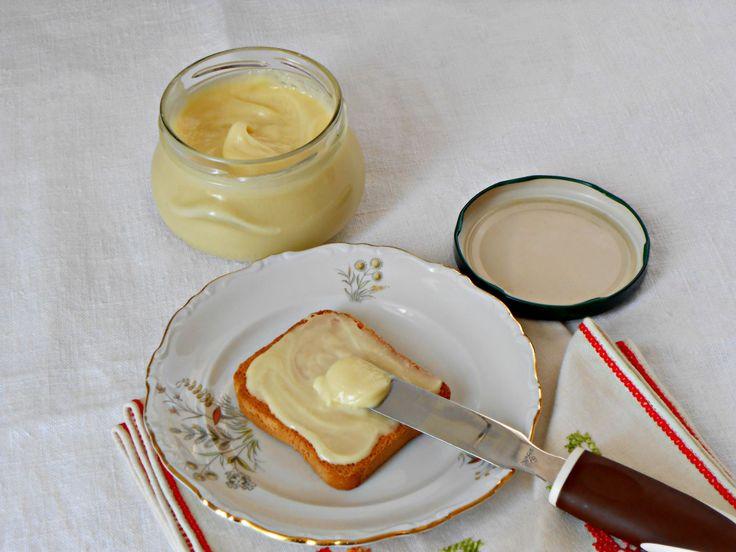 Crema Spalmabile al Cioccolato Bianco