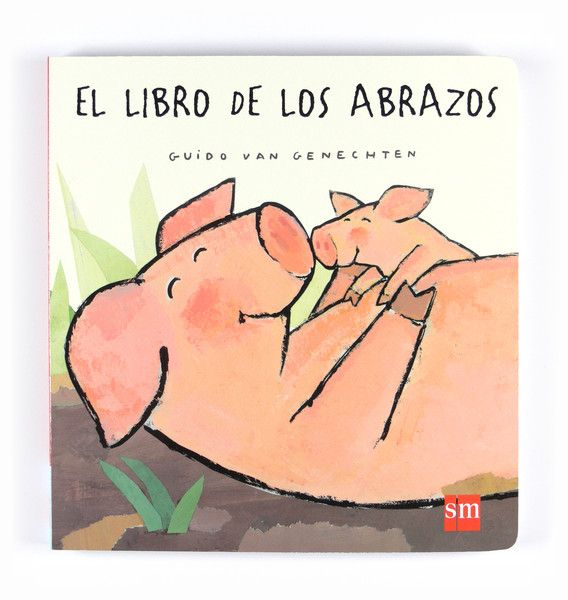 """Un abrazo es la mejor manera de decir """"te quiero"""" sin palabras. Con este libro de cartón, los más pequeños descubrirán un montón de maneras de abrazar.  No trae manual de instrucciones, pero cualquier padre intuitivo sabrá cómo utilizarlo: escenificando cada abrazo e inventando abrazos propios. ¿El momento ideal para hacerlo? Antes de dormir Para descubrir los sentimientos."""