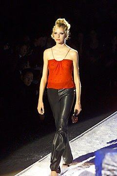 Badgley Mischka Fall 2000 Ready-to-Wear Fashion Show - Mark Badgley
