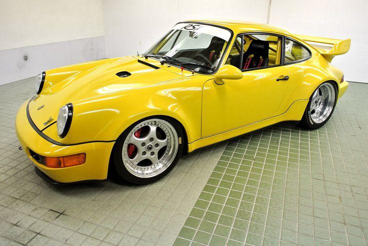 gebraucht 1993 Porsche 964 RSR Zu verkaufen | HONGKONG | Lagerbestand: 1993PO964RSR – Gio Verde