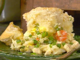 Worlds Best Recipes: Easy Chicken And Egg Pot Pie. This chicken pot pie has hardboiled eggs in it and listen. This is one of the most delicious chicken pies you'll ever eat in your life. So very delicious.