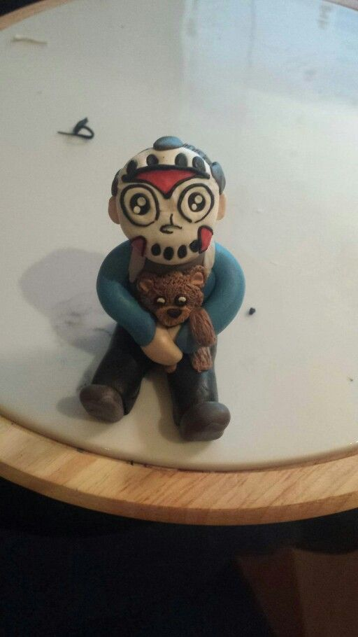 TibbersClay on Twitter made this for H2ODelirious and Teddy bear! This is honestly really good! =D