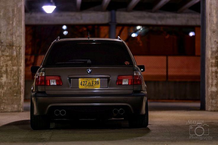 7.0 lt BMW 5 Serie E39 Touring