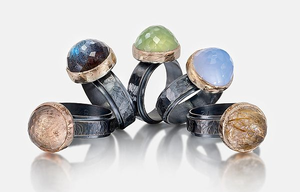 Anna Whitmore Rings
