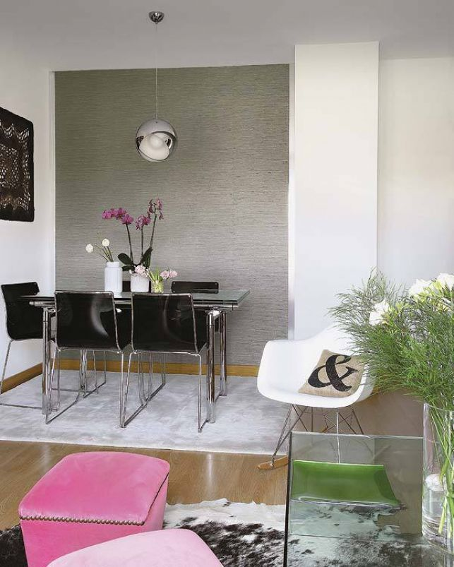 Un apartament modern, vibrant si plin de culoare - imaginea 4