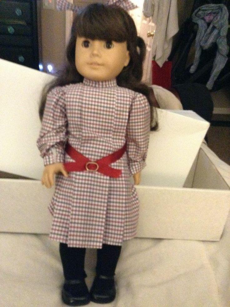 Retired American girl doll Samantha pleasant company