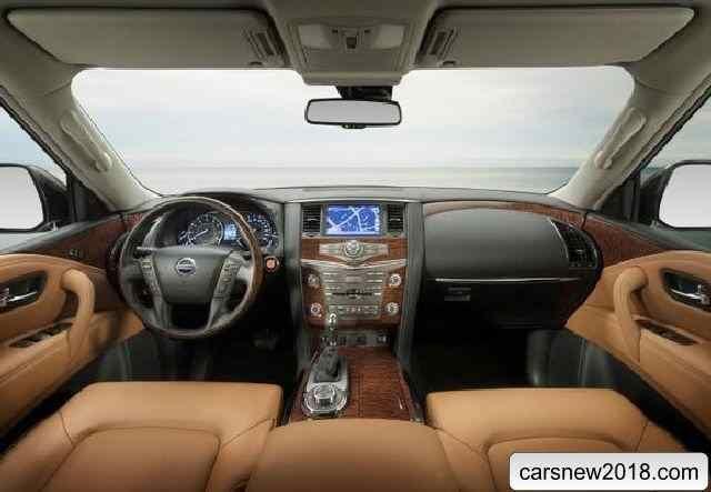 SUV Nissan Patrol 2018-2019