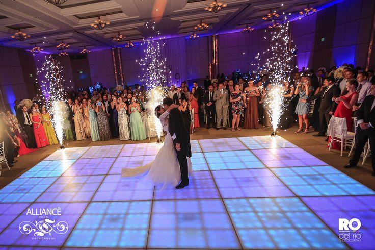 Pistas de baile www.allianceevents.mx