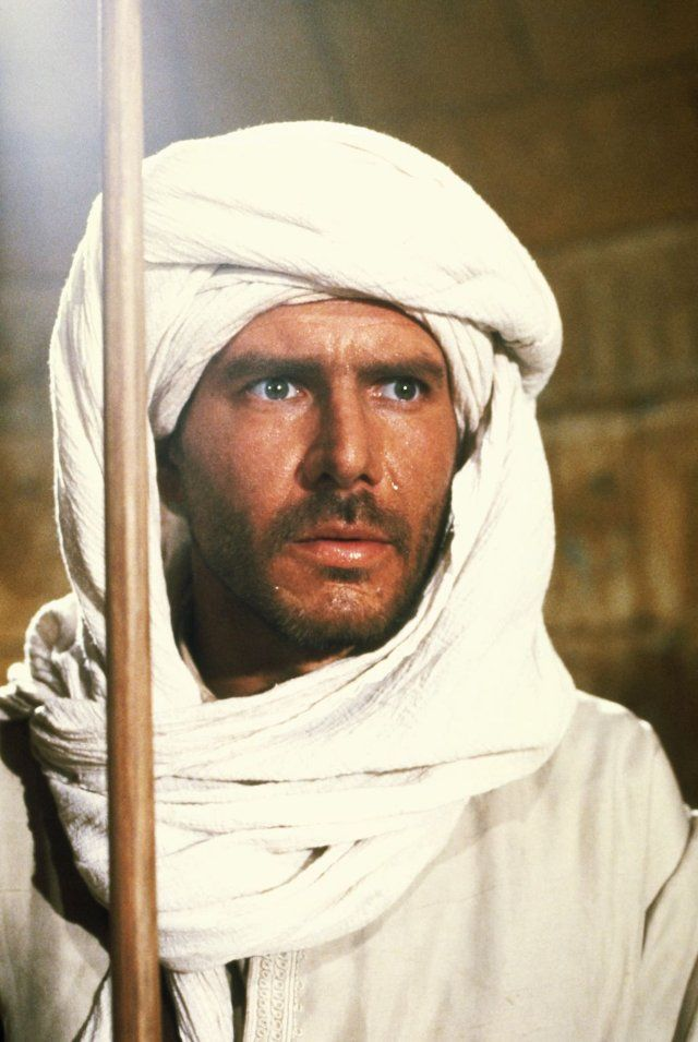 Indiana Jones - one of my favorite movies! Harrison Ford never disappoints!