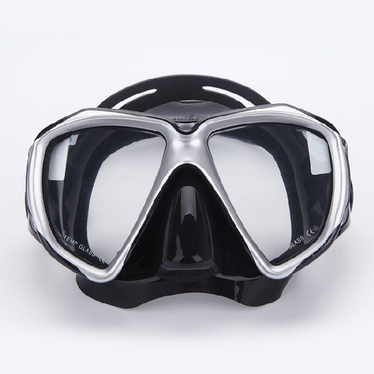 frogproof diving Mask with myopic lens 150-900 degree ,myopia scuba gear,swimming mask,oculos de mergulho,gafas buceo