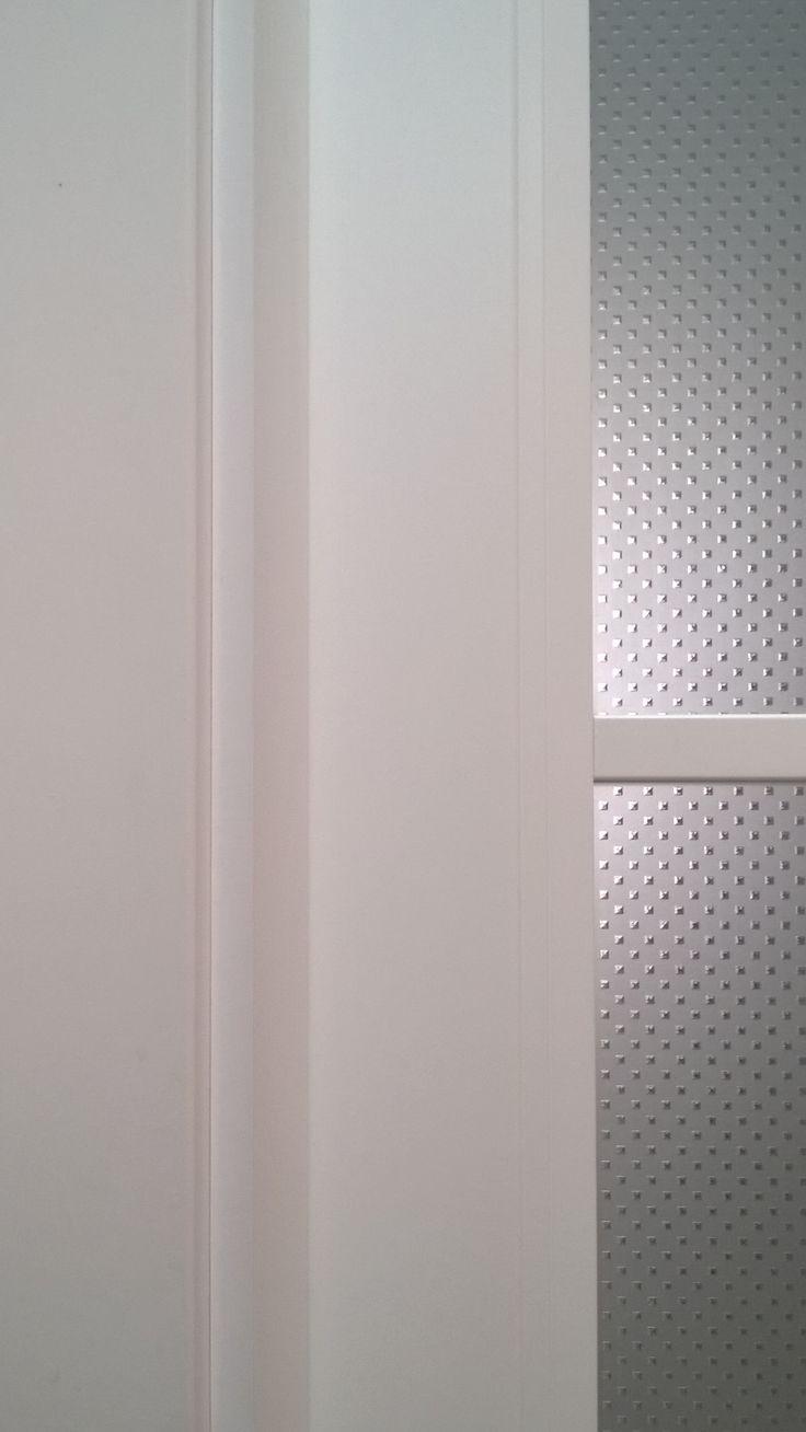 A lovely APPICTA detail with punto glazing - APPICTA üveges ajtó részlet punto üveggel