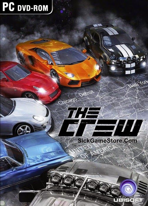 Best car game for ps3 2015 ltt best open world car racing game the crew with biggest map ever gumiabroncs Gallery