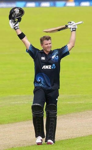 New Year Gift for Cricket fans.. NewZealand Allrounder Corey Anderson made fastest Century on Wednesday 01 January 2014, making 131 runs in just 47 balls. Newzealand made 283 runs in 21 overs.