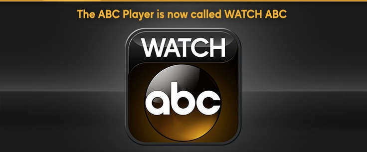 ABC   WATCH ABC App for iPad, iPhone and iPod Touch. Live Streaming available in NYC and Philadelphia areas.
