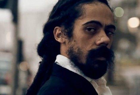 Damian Marley, reggae singer, youngest son of Bob Marley
