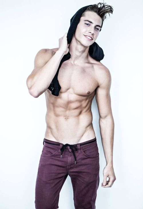 Hot gay male model — photo 11