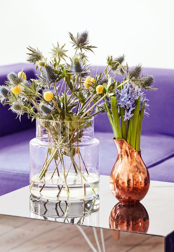 Copper vase from Georg Jensen is beautiful
