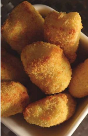 Cod Fish Nuggets