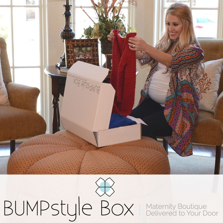 BUMPstyle Box is maternity boutique delivered to your door. Your personal BUMPstylist hand-selects pieces you will love based upon your style preferences. Keep what you love and return the rest—it's that simple and shipping is on us. We give you the fun of shopping and remove all the hassle, so you receive the ultimate shopping experience all in one box—wrapped in a bow, of course! We are now creating Nursing Fashion Boxes for mother's who are breastfeeding!