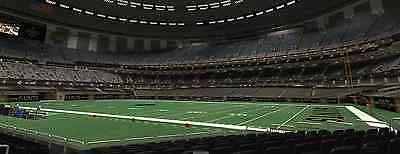 #tickets 2 New Orleans Saints Football Season Tickets Package Mercedes-Benz Superdome 107 please retweet