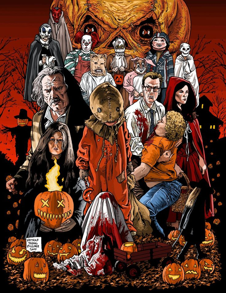 one of those movies that the more i watch it the - G Halloween Movies