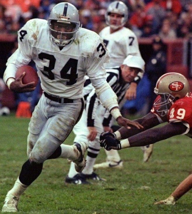 Pin By Michael Henderson On Running Backs Oakland Raiders Football Raiders Football Raiders Players