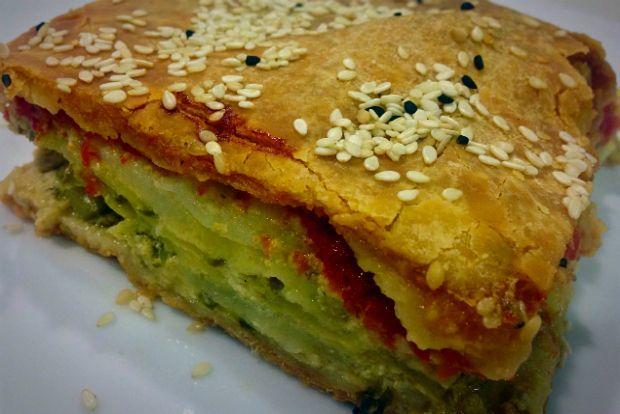 Τα κρητικά: χανιώτικο μπουρέκι με ξινομυζήθρα | Κουζίνα | Bostanistas.gr : Ιστορίες για να τρεφόμαστε διαφορετικά
